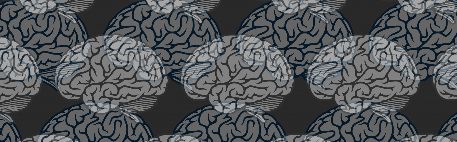 Brain Pattern Grey pattern of brain for the BRAVE Research Center (formerly known as BRAVE Youth Lab)